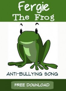 Fergie the Frog