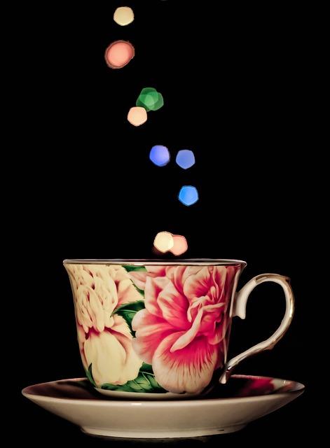 Fine cup of tea